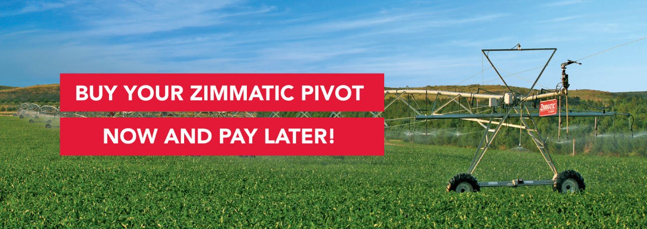 BUY YOUR ZIMMATIC PIVOT NOW