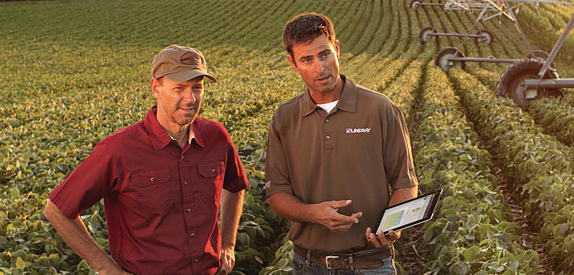Efficient Irrigation is Critical to the Future of Farming