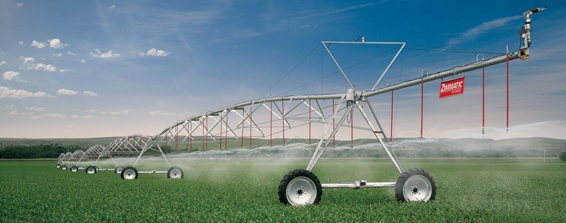 South Carolina Grower Relies on Irrigation to Lessen the Effects of Weather Extremes