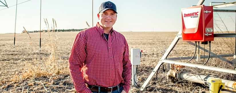 Award-Winning Grower Says FieldNET Helped Him Produce an Exceptional Crop