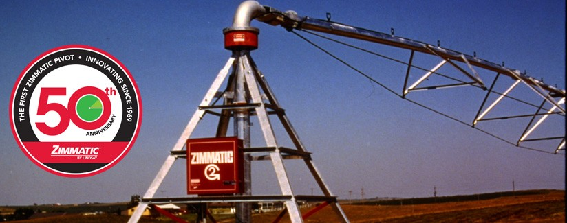 Early Innovations Helped Make Pivot Irrigation More Efficient and Affordable