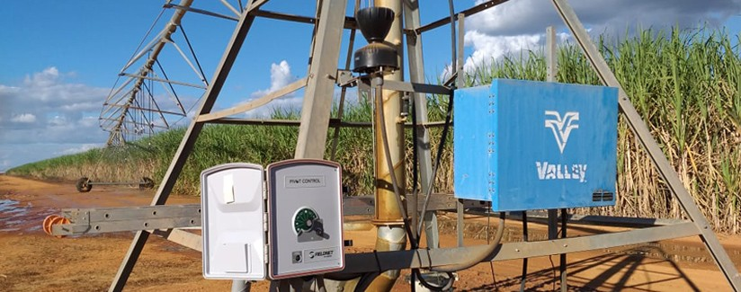 FieldNET Helps Brazilian Sugarcane Operation Efficiently Manage Pivot Irrigation Systems
