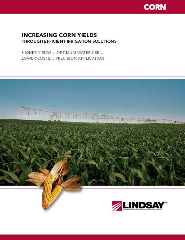 Increasing Corn Yields