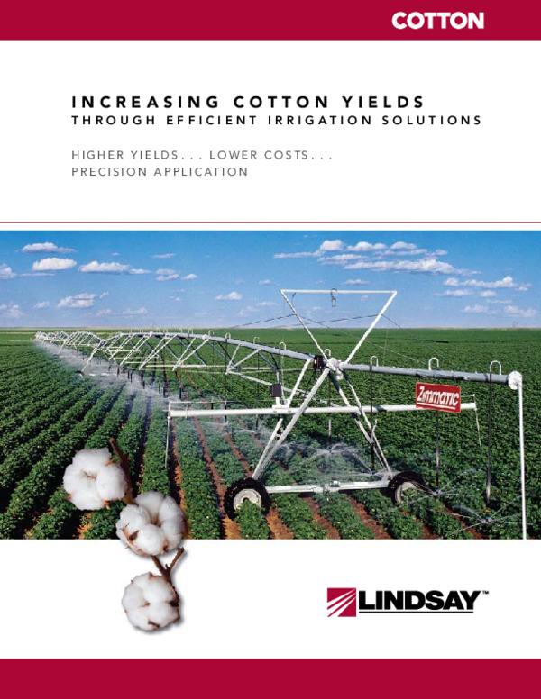Increasing Cotton Yields