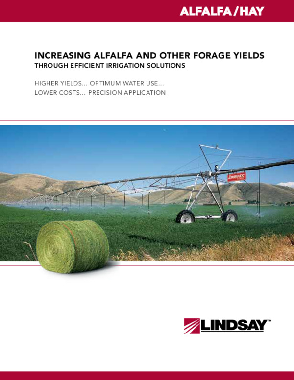 Increasing Alfalfa & Hay Yields