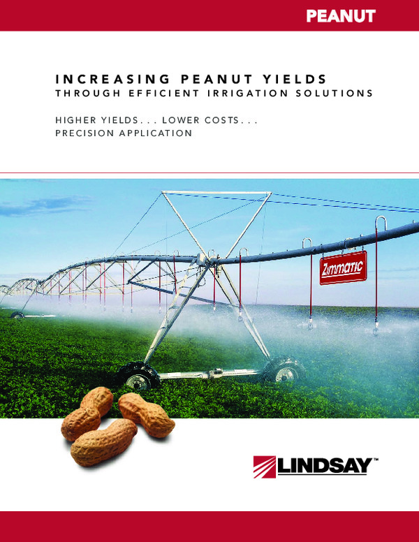 Increasing Peanut Yields