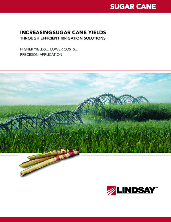 Increasing Sugar Cane Yields