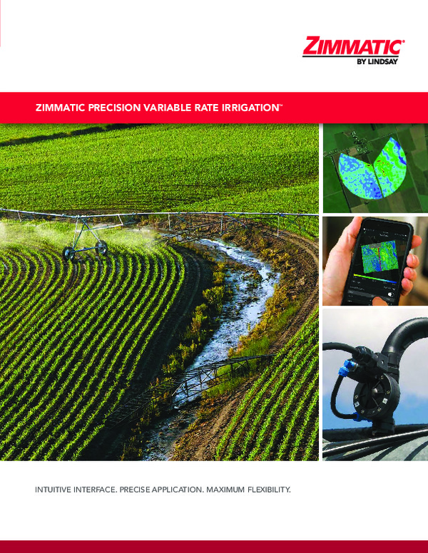 Precision VRI Brochure