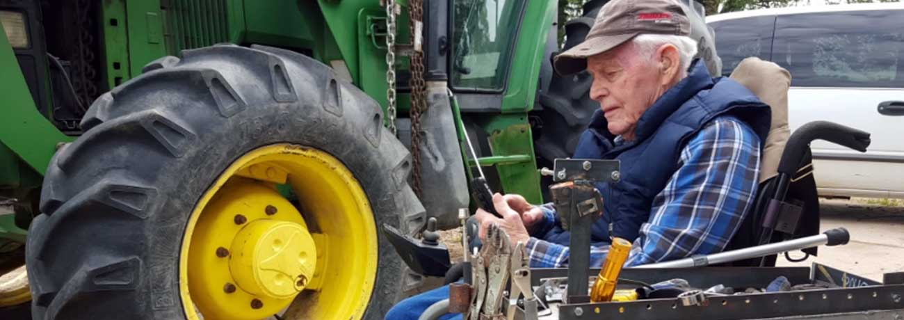 101-Year-Old Grower Embraces FieldNET Technology
