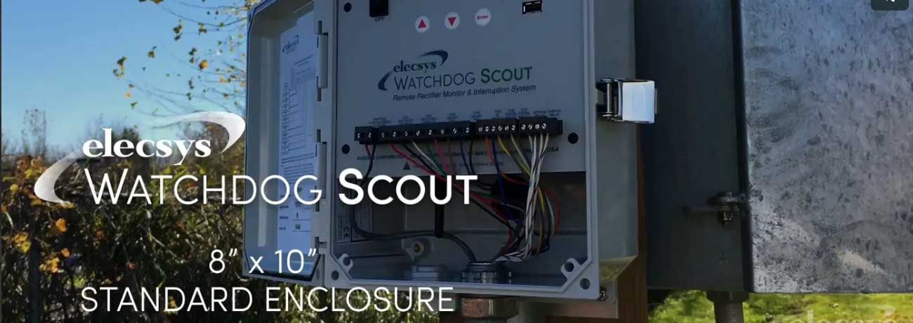 Elecsys Watchdog Scout - Separate Components