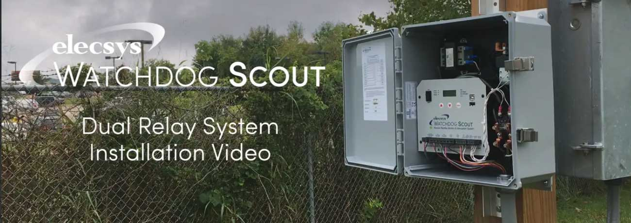 Elecsys Watchdog Scout — Dual Relay