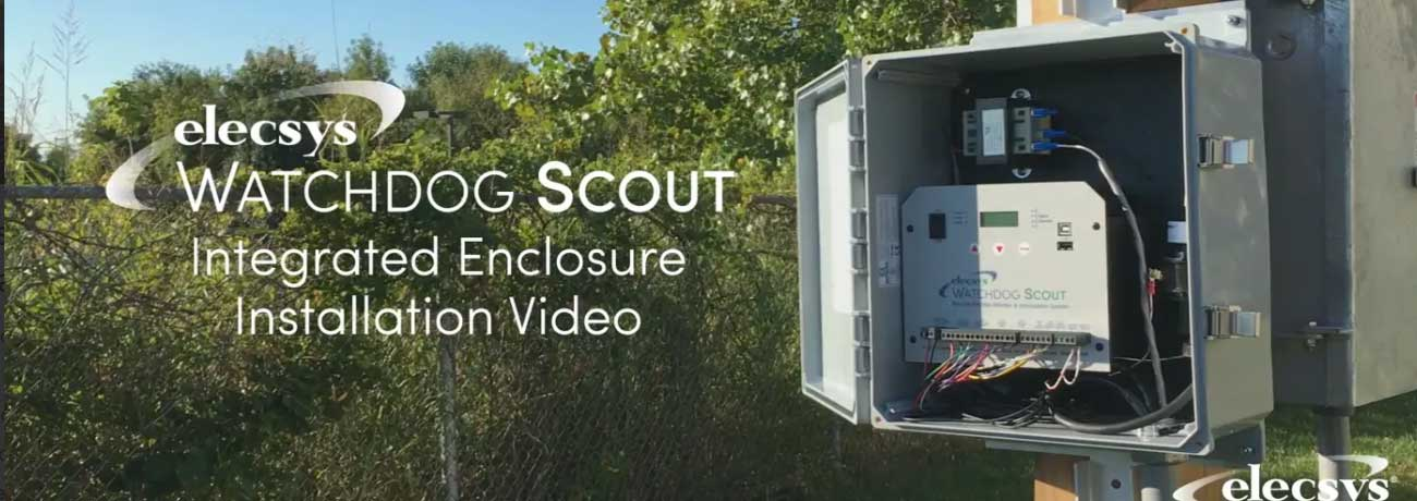 Elecsys Watchdog Scout — Integrated Enclosure