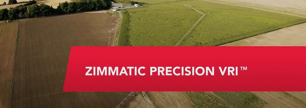 Zimmatic Precision VRI: Make Every Drop Count