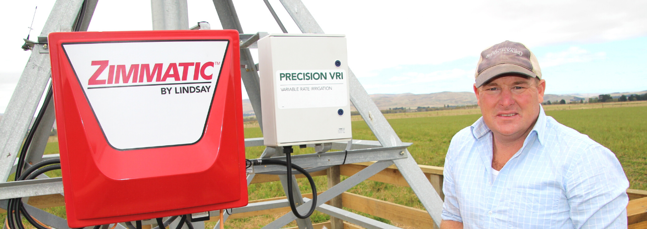 Precision Irrigation Gives Central Otago Farmer Peace of Mind