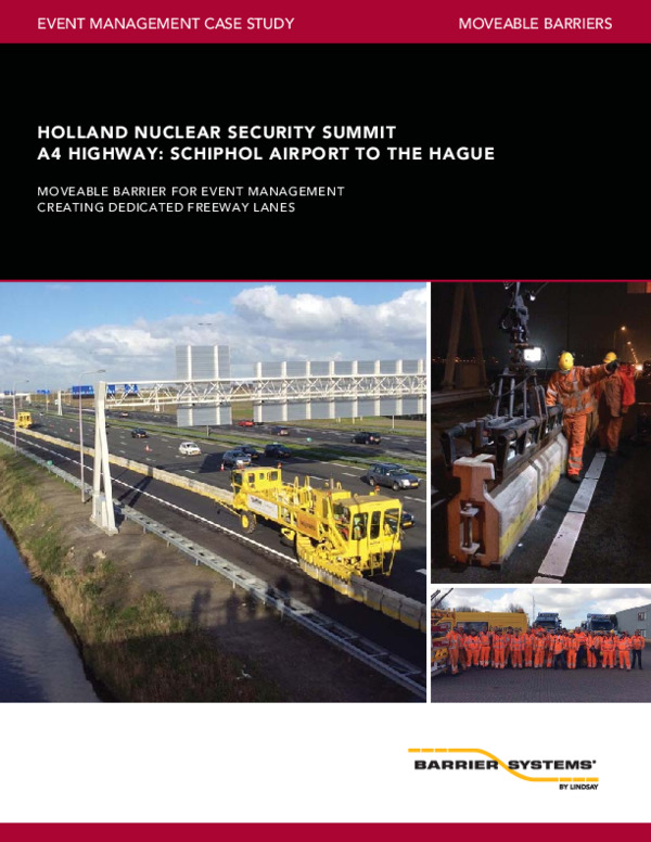 Holland Nuclear Security Summit