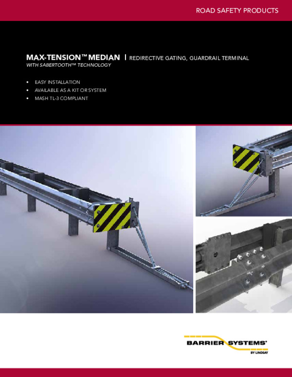 MAX-Tension Median