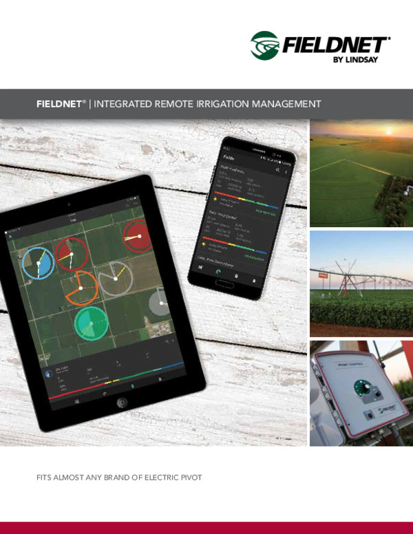 FieldNET for Pivots & Laterals Brochure