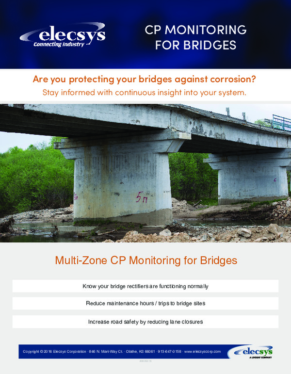CP Monitoring For Bridges