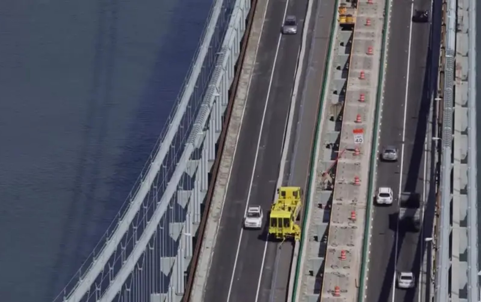 Verrazano Bridge, NY (Managed Lanes)