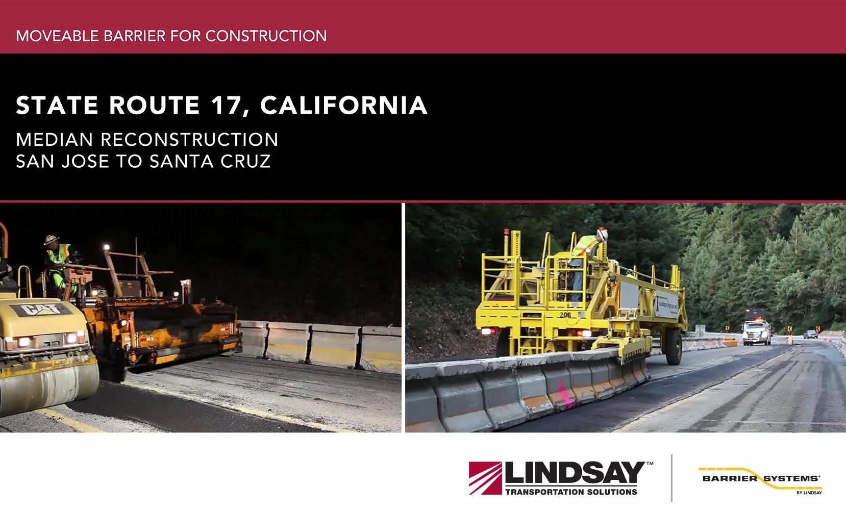 State Route 17, CA (Construction)