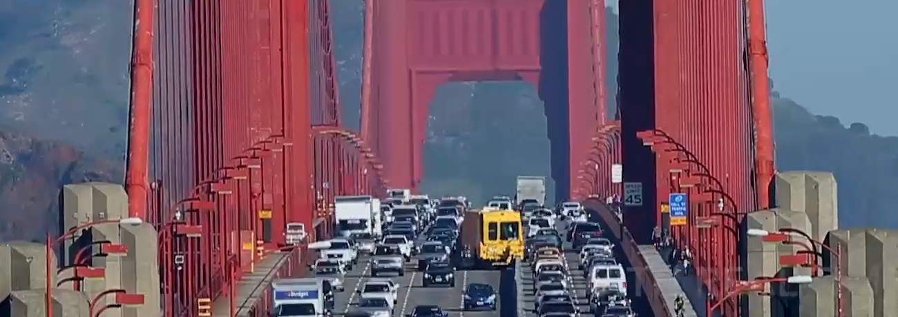 Configuring a better Golden Gate Bridge.