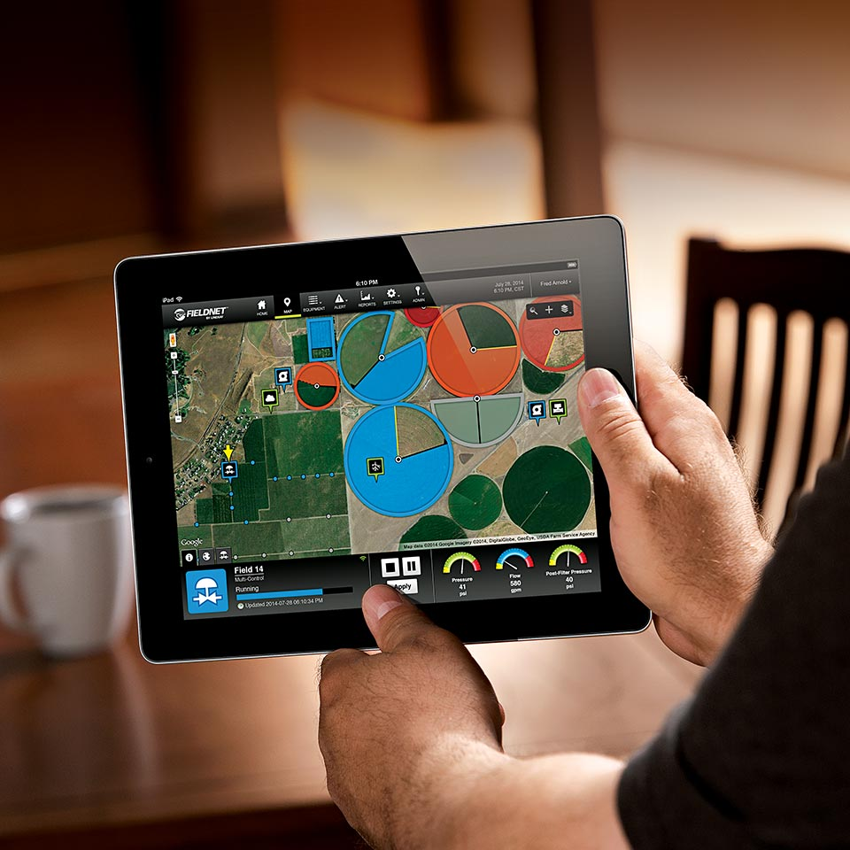 Discover smarter irrigation, simplified.