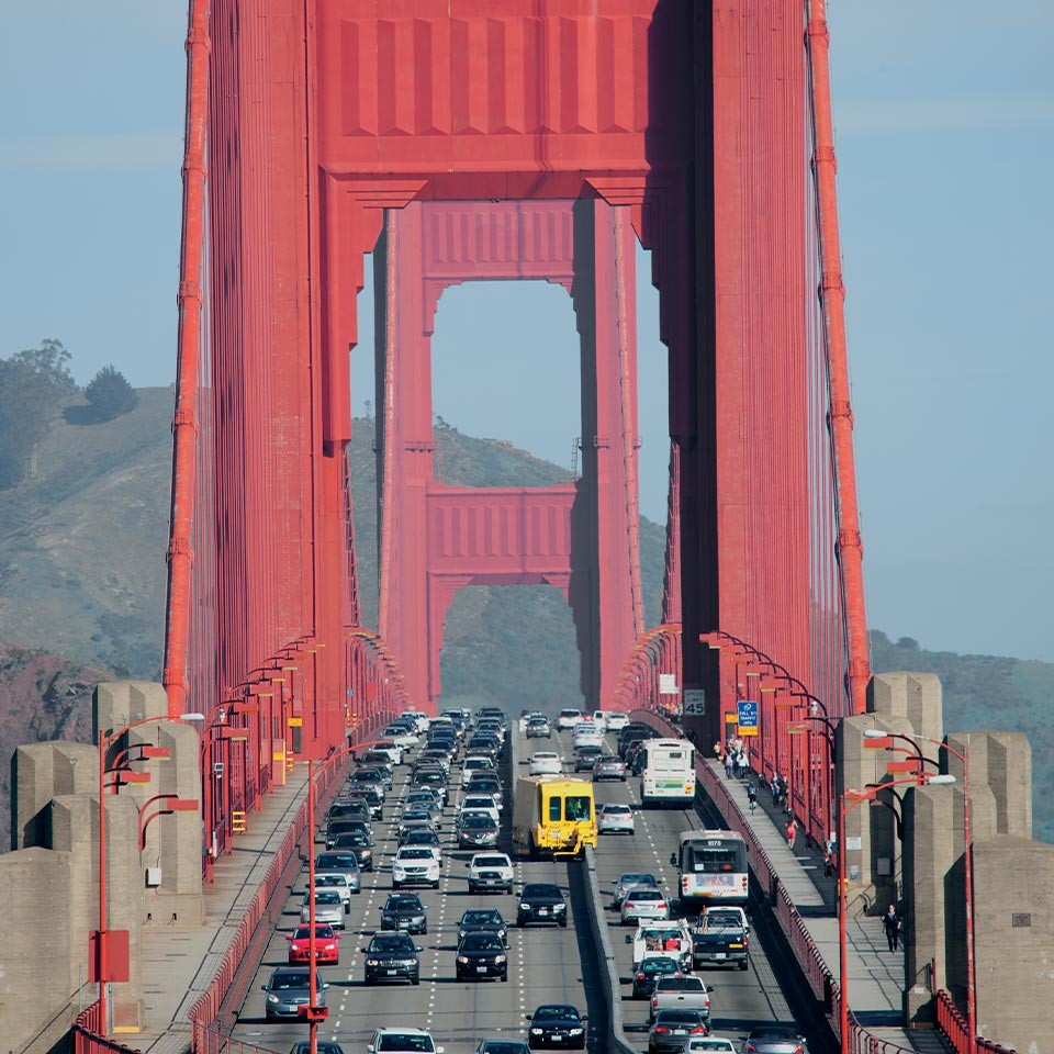Configurer un meilleur Golden Gate.