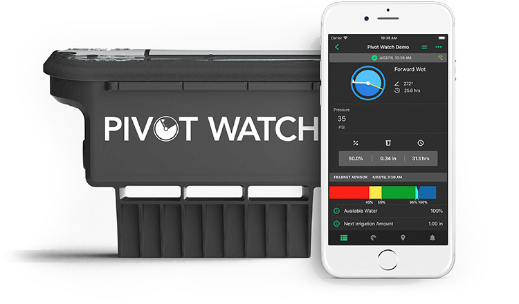 Keep track of your pivots anytime, anywhere.