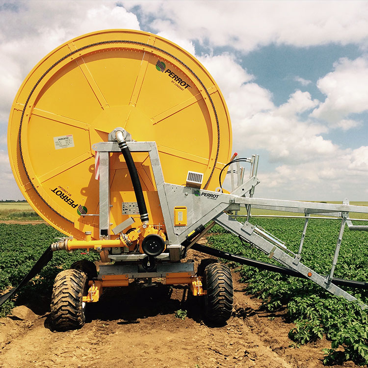 Discover the benefits of Perrot hose reels.