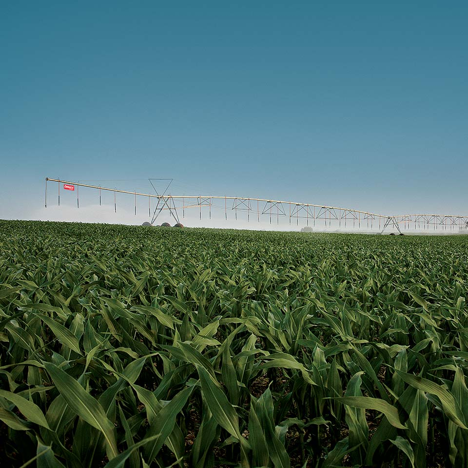 Why are pivot systems the ideal irrigation solution?