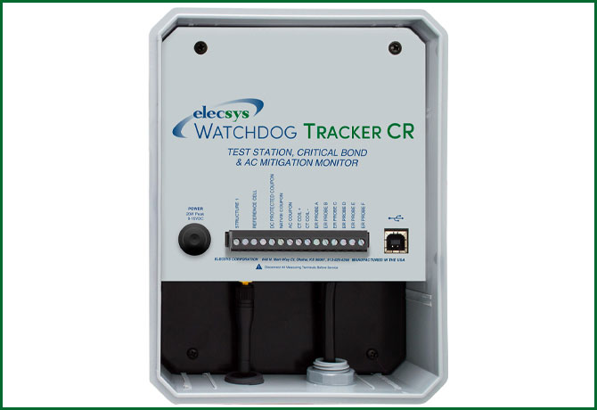 NEW! Elecsys Watchdog Tracker CR