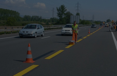 Road Marking Tape & Accessories