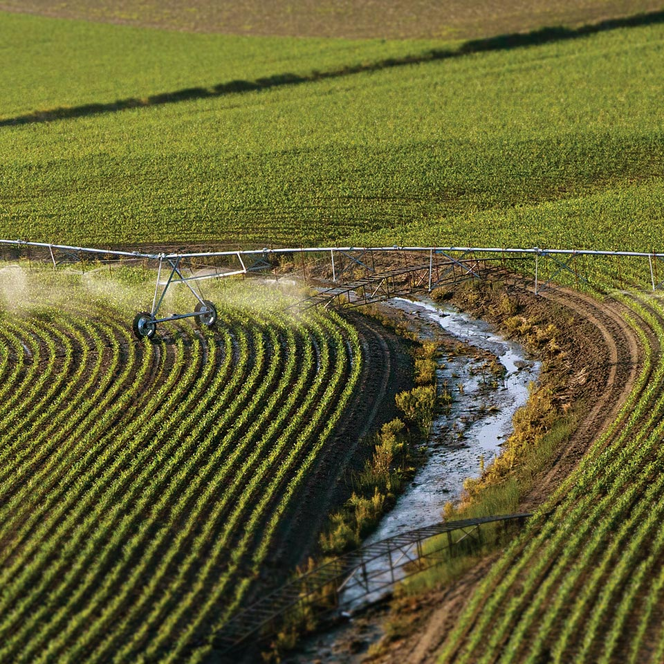 Next-level variable rate irrigation by Zimmatic.