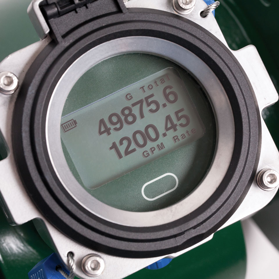Why choose the IM3000 magnetic flow meter?